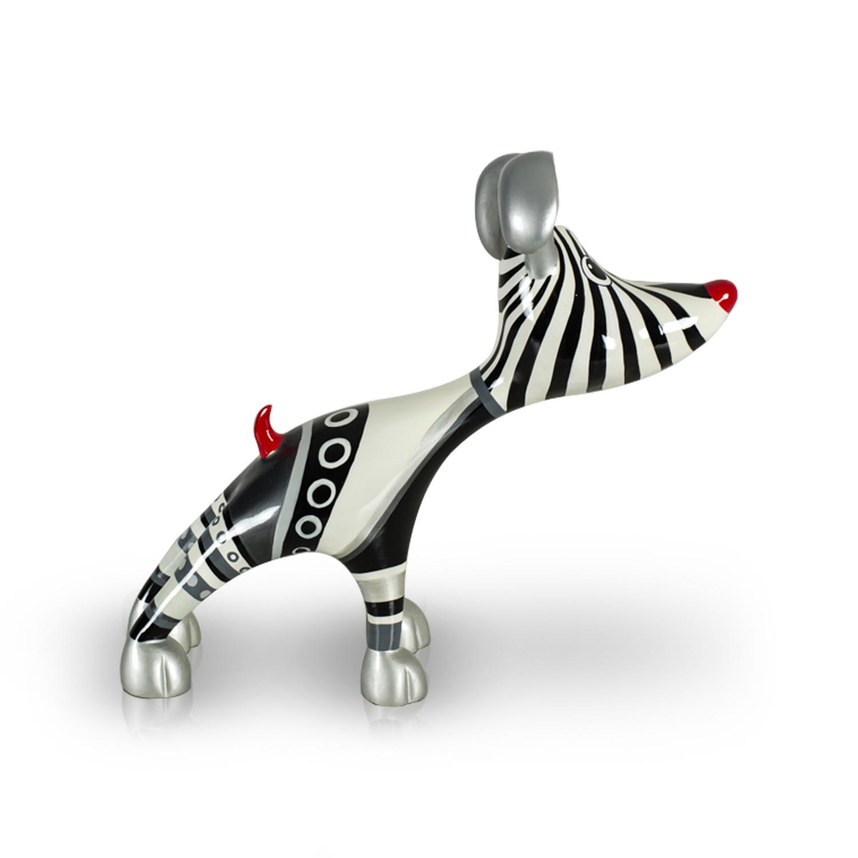 Stretching Dog Billie Silverline