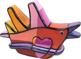 Lovebird Rood
