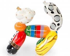 Ballooncat Multicolor S