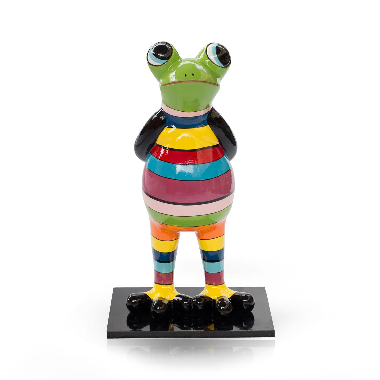 Standing Frog Rainbow