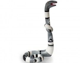 Standing Snake Silverline S