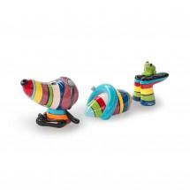Swimming Hot Dog Rainbow L