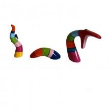 Swimming Snake Rainbow M