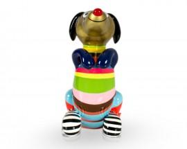 Sitting Hotdog Multicolor