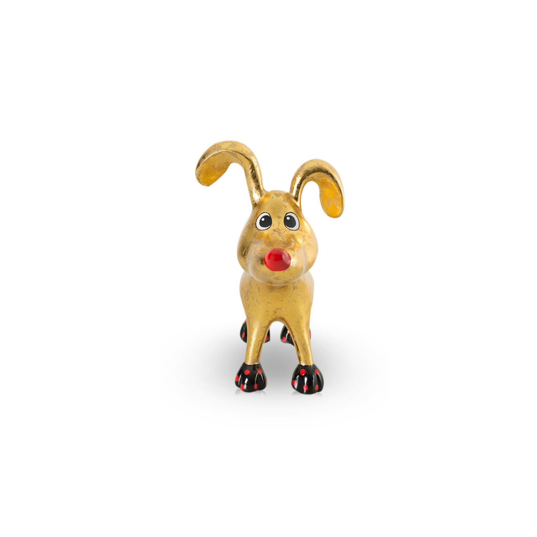 Stretching Dog Billie Gold