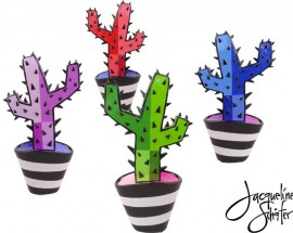 Cactus Blauw