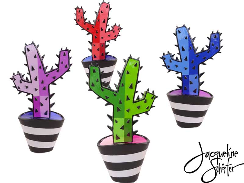 Cactus Rood